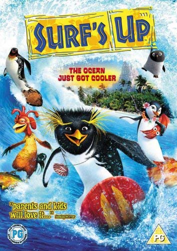 Surf's up [Reino Unido] [DVD]