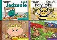 Polish/English children's book set