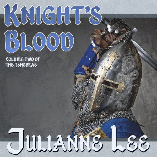 Knight's Blood audiobook cover art