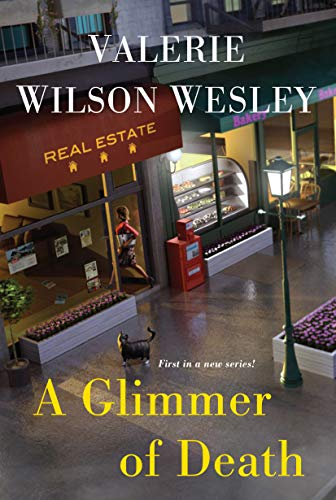 A Glimmer of Death (Odessa Jones Mysteries Book 1) by [Valerie Wilson Wesley]