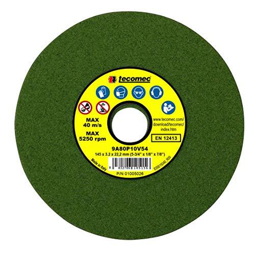 "Tecomec OEM Grinding Wheel VITRIFIED 1/8"" Chainsaw Chain Sharpening OR534-18A"