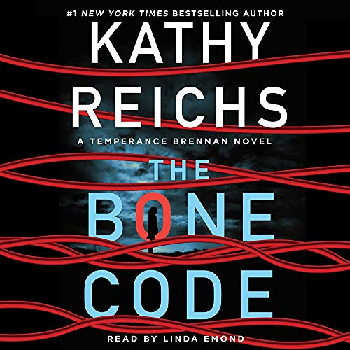 The Bone Code Audiobook By Kathy Reichs cover art