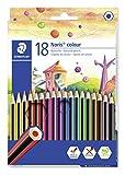 kredki olówkowe noris colour wopex 18 kolorów