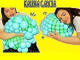 Make a DIY Mesh Slime Ball With Karina Garcia!