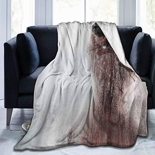 MOBEITI Soft Fleece Throw Blanket,Belle Femme nue Sexy,Home Hotel Sofá Cama Sofá Mantas para Parejas Niños Adultos,150x200cm