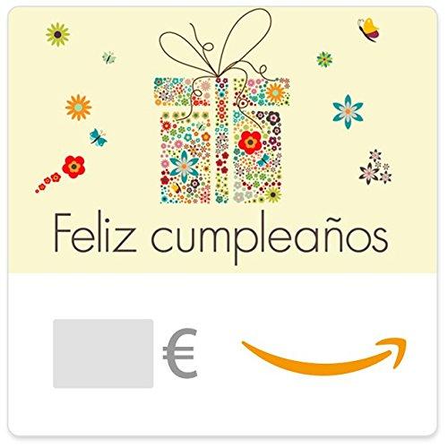 Cheque Regalo de Amazon.es - E-Cheque Regalo - Regalo de flores