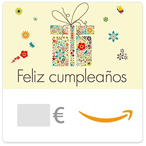 Cheque Regalo de Amazon.es - E-Cheque Regalo - Regalo de flores