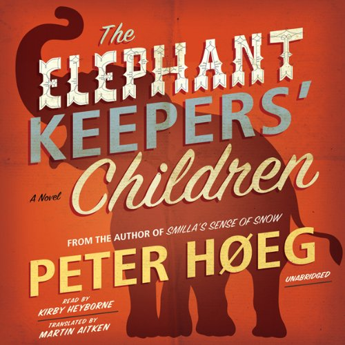 The Elephant Keepers' Children audiobook cover art