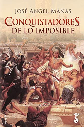 Book's Cover of Conquistadores de lo imposible Versión Kindle