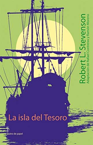 La isla del Tesoro: 7 (Joven Teatro de papel)