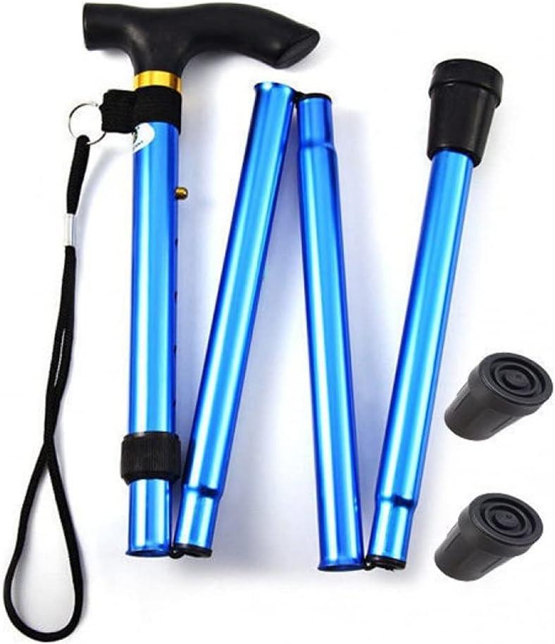 Walking Stick Lightweight Adjustable Canes Collaps Max 83% OFF Women Men for Over item handling ☆