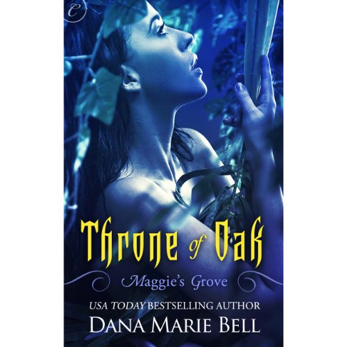Throne of Oak audiobook cover art