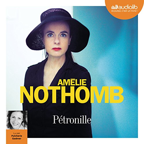Pétronille audiobook cover art