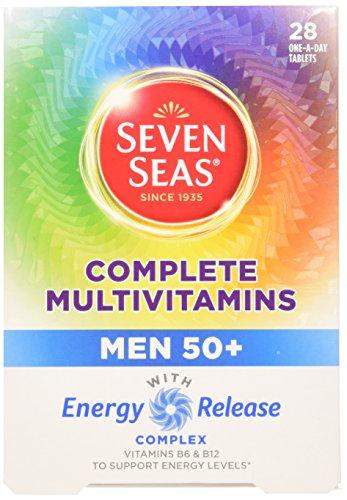 Seven Seas Complete Multivitamins Men 50+, 28 Tablets