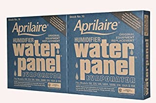 Aprilaire Humidifier Part # 10 for Models 110, 220, 500, 550 and 558 Humidifiers Case of 2