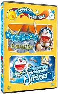 映画ドラえもん のび太とロボット王国+のび太の人魚大海戦(スペイン語) dvd / Pack Doraemon Aventuras: El Gladiador + La Leyenda De Las Sirenas[import]