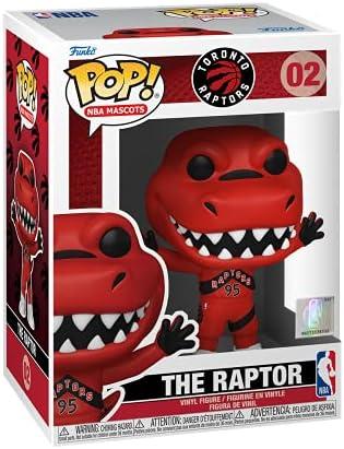 Funko Pop! NBA Mascots: Toronto - Raptor