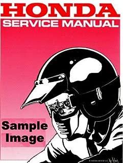 U61GW804 Used 1988-1989 1991-1994 Honda Z50R Service Manual