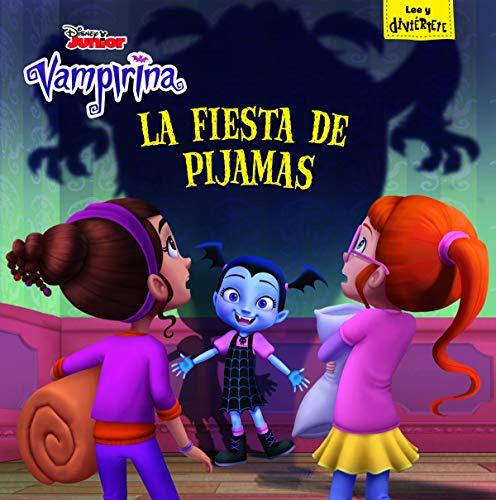 Vampirina. La fiesta de pijamas: Cuento (Disney. Vampirina