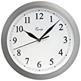 Timex LA Crosse Technology Advance 10' Wall Clock Quartz Accuracy