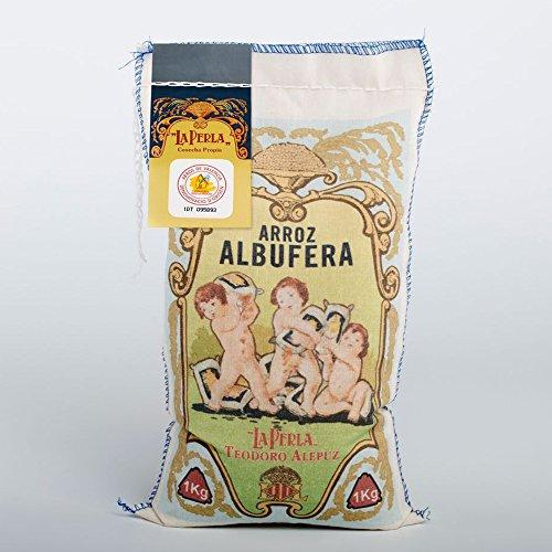 La Perla - Arroz Albufera, denominación de origen arroz de