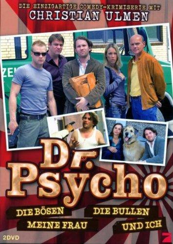 Dr. Psycho - Die Bösen, die Bullen, meine Frau und ich, 1. Staffel [2 DVDs]