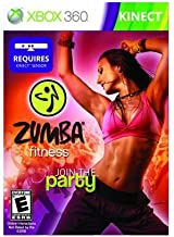 New Majesco Zumba Fitness Kinect Required For Xbox 360 Popular Excellent Performance Modern Design