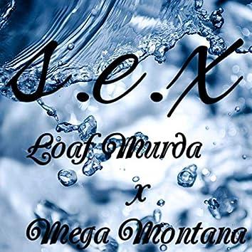 SEX (feat. Mega Montana)