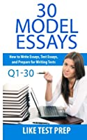 30 Model Essays Q1-30 (120 Model Essay 30 Day Pack)
