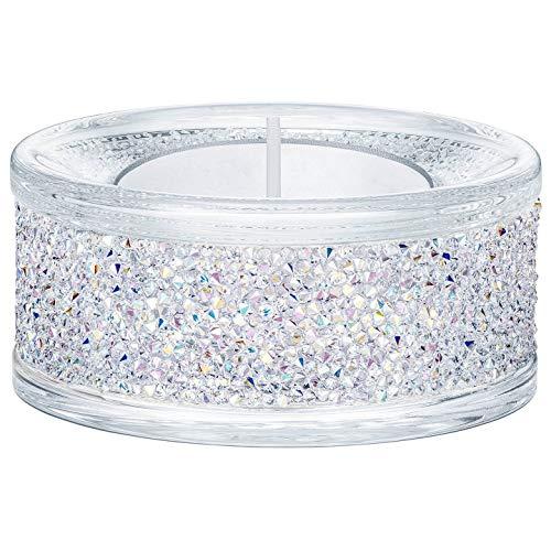 Swarovski Shimmer Teelichthalter Aurora Borealis 5428722