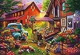 Buffalo Games - Bell's Farm - 2000 Piece Jigsaw Puzzle