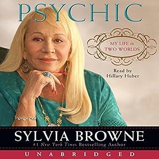 Psychic audiobook cover art