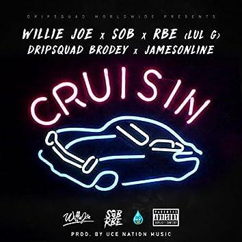 Cruisin (feat. Lul G, Dripsquad Brodey & Jamesonline)