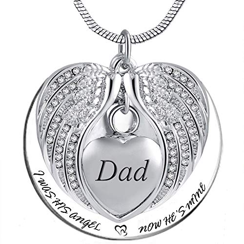 Top urn necklaces for ashes for men sterling silver for 2021