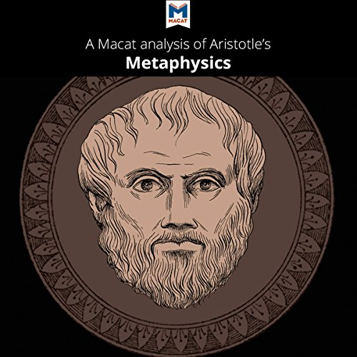 A Macat Analysis of Aristotle's Metaphysics audiobook cover art