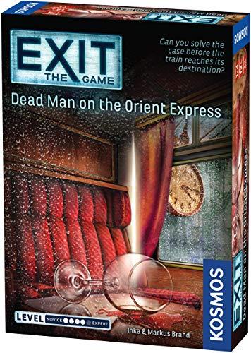Thames & Kosmos Exit: Das mysteriöse Museum, Spiel für mehrere Spieler (englische Version)