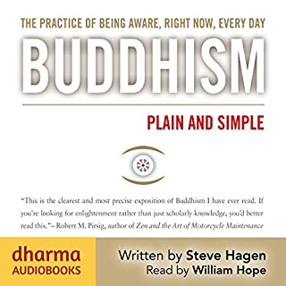 Buddhism Plain and Simple cover art