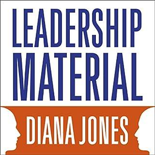 Leadership Material cover art