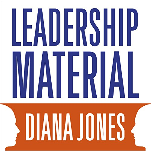 Leadership Material cover art