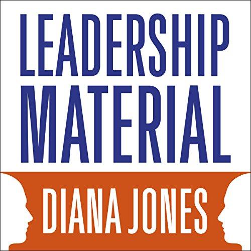 Leadership Material audiobook cover art