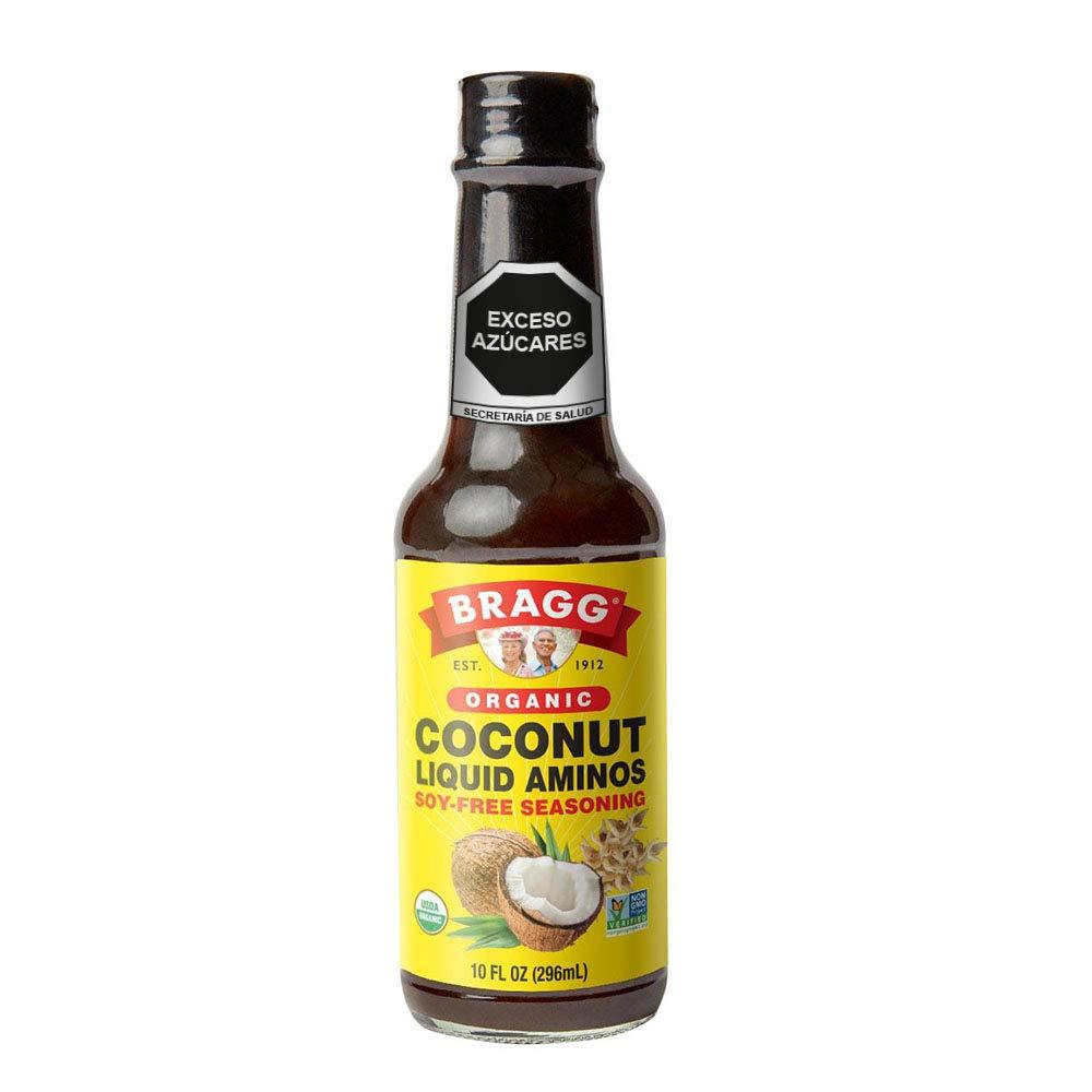 Bragg Coconut Aminos, All Purpose Seasoning, 10 Oz, Single
