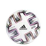 adidas UNIFO Pro Sal Balón Fútbol Hombre, Blanco (Blanco/Negro/VERSEN/CIABRI), Talla Única