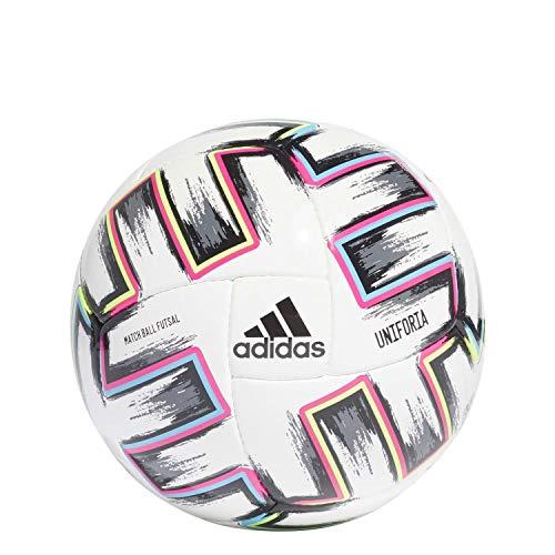 Adidas UNIFO Pro Sal Fußball, Herren, Weiß (weiß/schwarz/grün/ciabri), Einheitsgröße