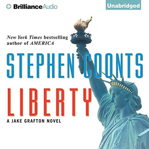 Liberty audiobook cover art