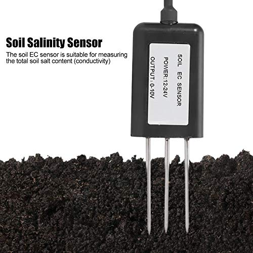 Buy Cheap AUNMAS 0-10V Professional Waterproof Soil Conductivity Sensor Meter Monitor Detector