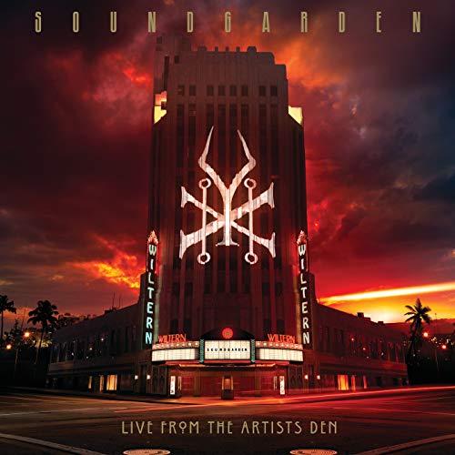 Live at the Artist Den - 2 CD
