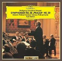 Mozart: Symphonies Nos. 38 'Prague' by Karl Bohm (2012-05-09)