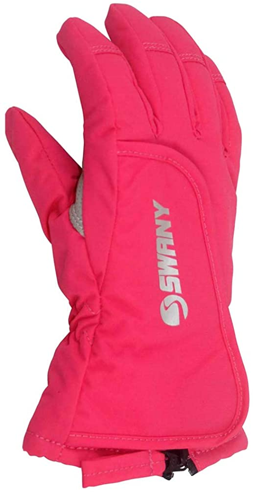 Swany Junior Zap Glove, Magenta, Medium