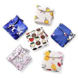 niumanery Women Girl Cute Portable Sanitary Pad Pouch Napkin Towel Holder Organizer Convenience Bag Card Makeup Coin Purse Travel Storage