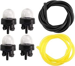 Leopop Primer Bulb Fuel Line for MTD 791-683974B Ryobi 683974B UP04033 300780001 300780002 300780004 Tune-Up Kit Trimmer Brushcutter